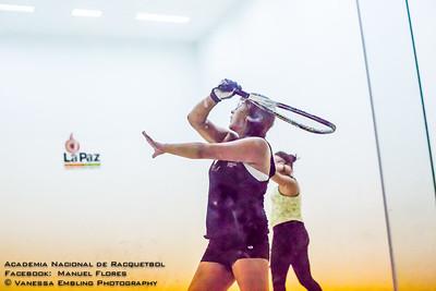 Academia Nacional de Racquetbol - Facebook Page:  Manuel Flores - USRA Coach Profesional - AMPRO - IPRO Certificado - Whatsapp  73764499  -  Lugar:  Complejo San Antonio ::  La Paz, Bolivia