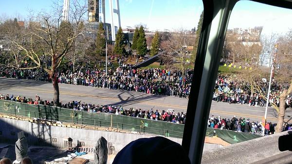 2-5-2014 Seahawks Parade