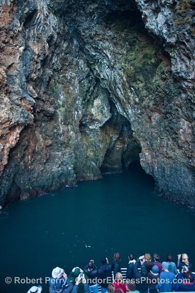Painted Cave -  Santa Cruz Island