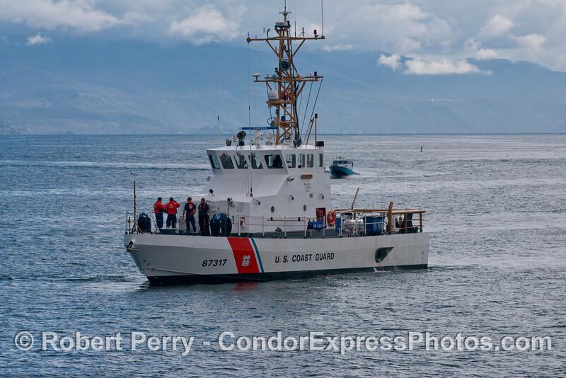 vessel coast guard cutter Blackfin 2014 02-08 SB Channel-003