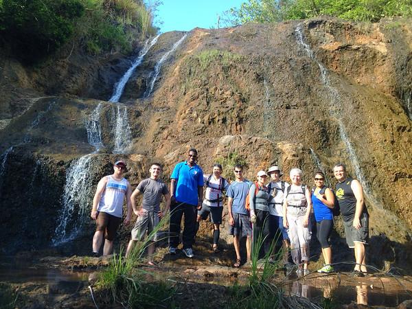 2014-03-29 Andrew Falls Hike