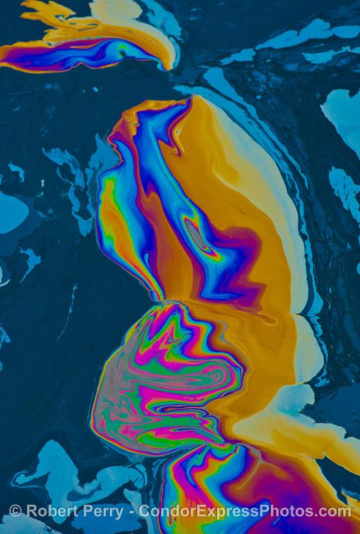 KAHUNA - natural ocean surface pattern