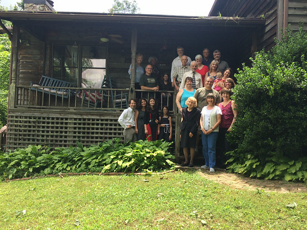 2014-07-19 Tom Porter Memorial Weekend