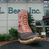Maine - Freeport - LL Bean - Leather Boot