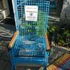 Maine - Bar Harbor - Lobster Trap Chair