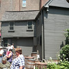 Boston - Paul Revere - House - Back