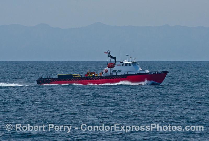 Crew boat, Capt T Lee