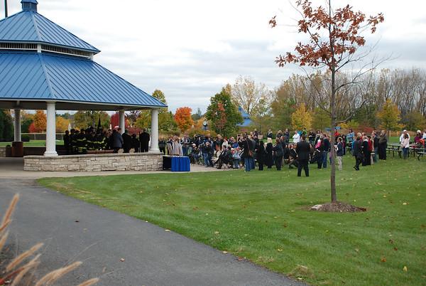 2014-10-18 Gov Quinn Grant Presentation To Park District