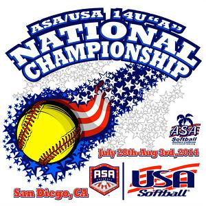 2014 14U USA/ASA National