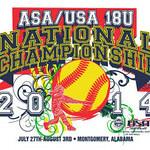 2014 18U USA/ASA National