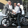 Sports and Racing Motorcycles<br /> 1953 Vincent Black Shadow<br /> Owner: Danny Sullivan - California