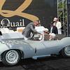 Post-War Sports<br /> 1956 Jaguar XKSS<br /> Owner: Kurt Englehorn - Germany