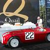 The Great Ferraris<br /> 1949 Ferrari Barchetta<br /> Owner: Robert M. Lee & Anne Brockinton Lee - Nevada