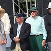 From Left to Right: Lady Betty Kadoorie, The Hon Sir Michael Kadoorie, Sir Jackie Stewart, Stewart Wicht