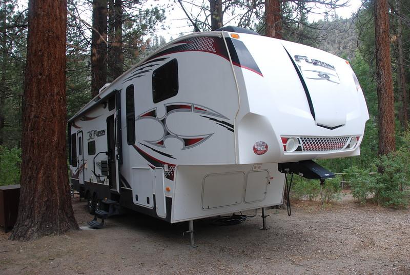 Lower Lee Vining NFS Campground, Lee Vining, CA