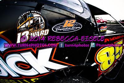 Kevin Ward and Brandon Hagan Stickers
