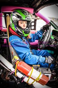 Kimble, Kayla in Car 2014 (1 of 1)