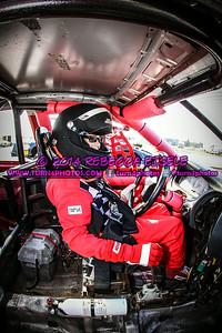 Jordan Kelly in car  (1 of 1)