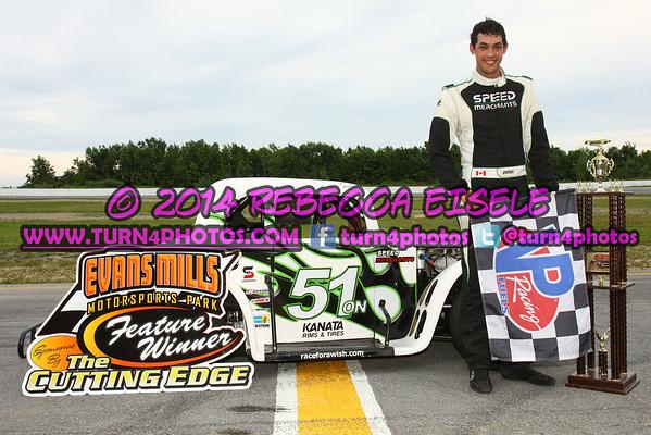 Zieren, Chris July 19 Win - 1