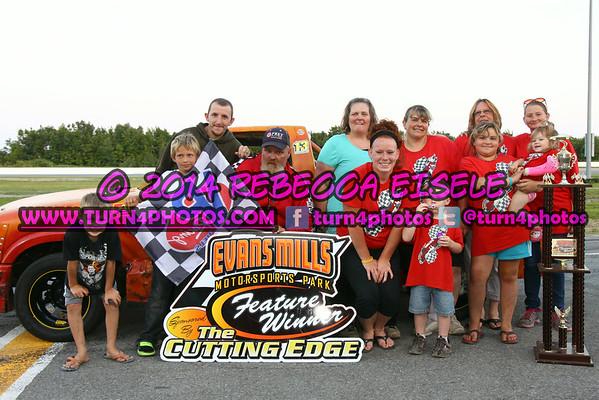 Truck Campany August 9 winner - 3