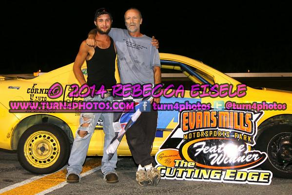 Thunder Stock Bowman August 9 winner - 5