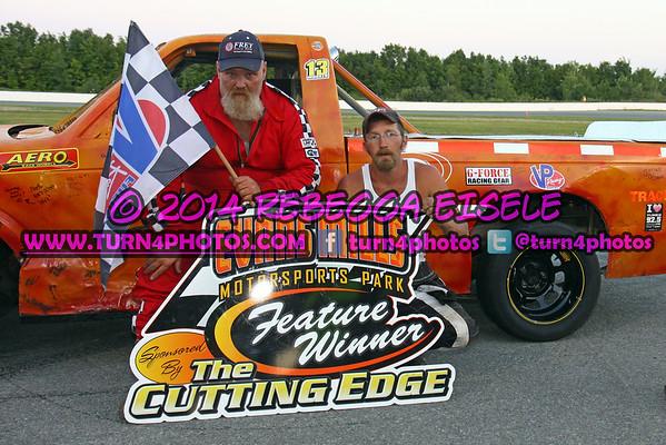 Truck Campany August 9 winner - 5