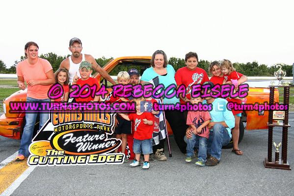 Truck Campany August 9 winner - 4