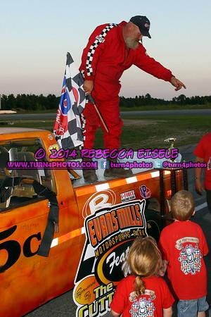 Truck Campany August 9 winner - 1