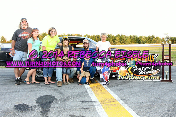 Super Stock winner Kiah August 9 - 2