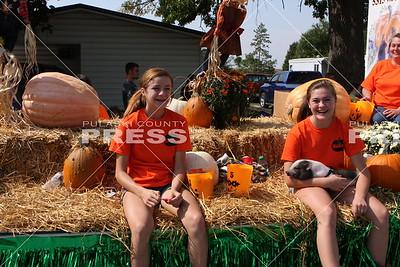 2014 Francesville Fall Festival Parade