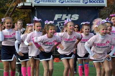 2014-10-19 - Franklin Chargers Cheer D