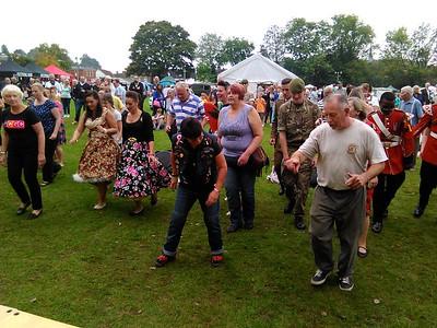 Godalming Vintage Fair - 2014