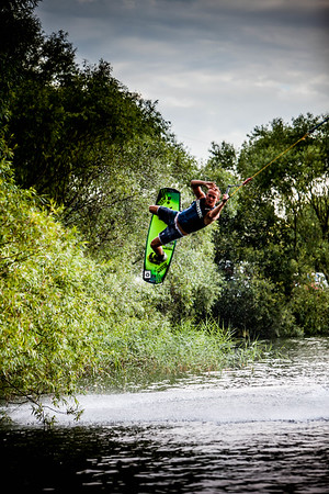 Heron Lake - Wakeboard Demo + Jetski 2014