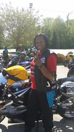 2014 International Female Ride