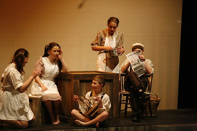 2014 Junior Production Stories From Surburban Road