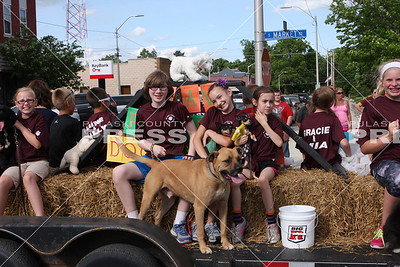 2014 Pulaski County 4-H Fair Parade