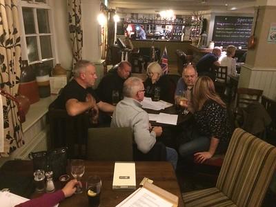 Quiz Night at the Star Pub - 2014