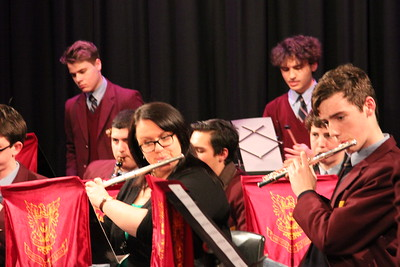 2014 Senior Music Ensembles