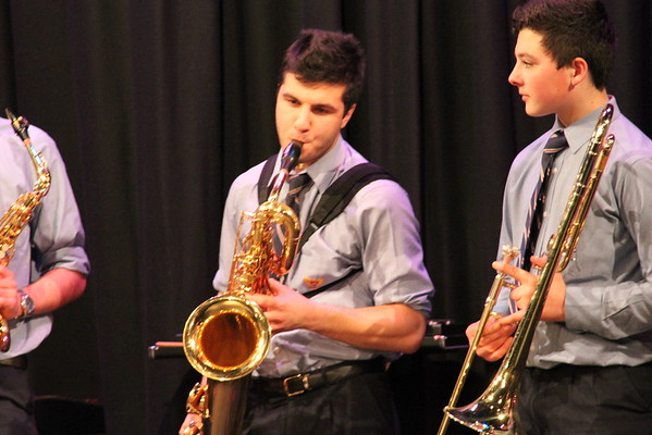2014 Senior Music Ensembles