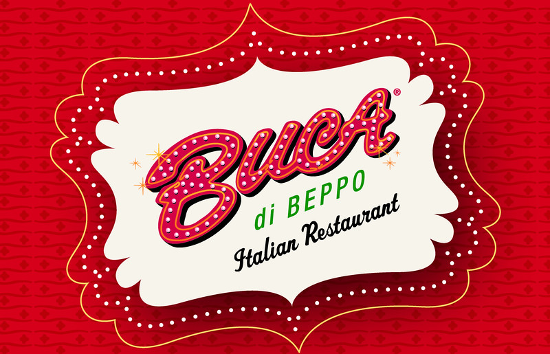 Family Dinner at Buca di Bepo in Burnsville