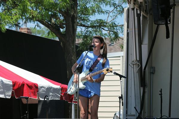 2014 Taste of Westmont (Blues Jam)