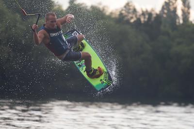 Summer BBQ - Heron Lake 2014