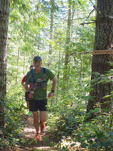 "Prairie Inn Harriers' member Larry Nylen - ""on Broadway"""