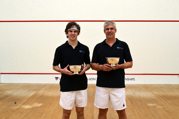 2014 U.S. Father-Son Squash Doubles Championships