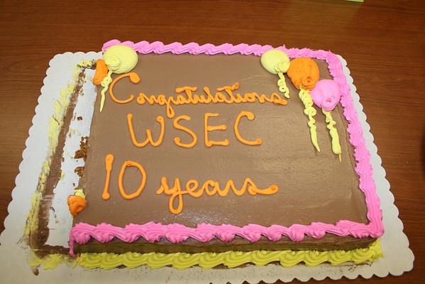 2014 WSEC Open House & 10 Year Anniversary Celebration