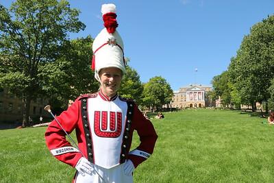 2014 Wisconsin Drum Major