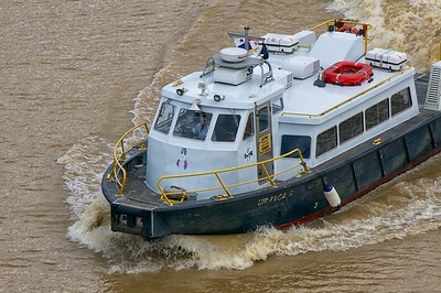 Canal Pilot Boat