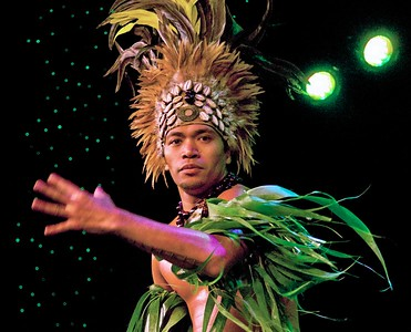 Tahiti Oro Dance Group