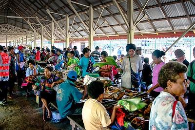 Alotau Market