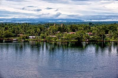 Madang Harbor